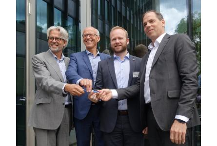 BNL, coBuilder, buildingSMART Norge og Norsk Byggtjeneste inngår digitaliseringsarbeid